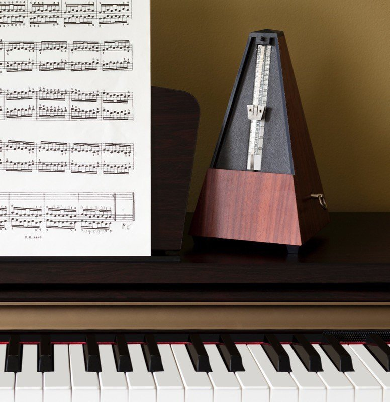 A metronome to get you started.