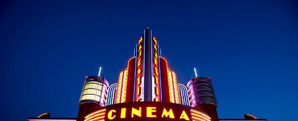 Say yes to a night out at the cinema.