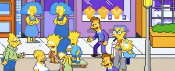Back when Konami AND The Simpsons were good!
