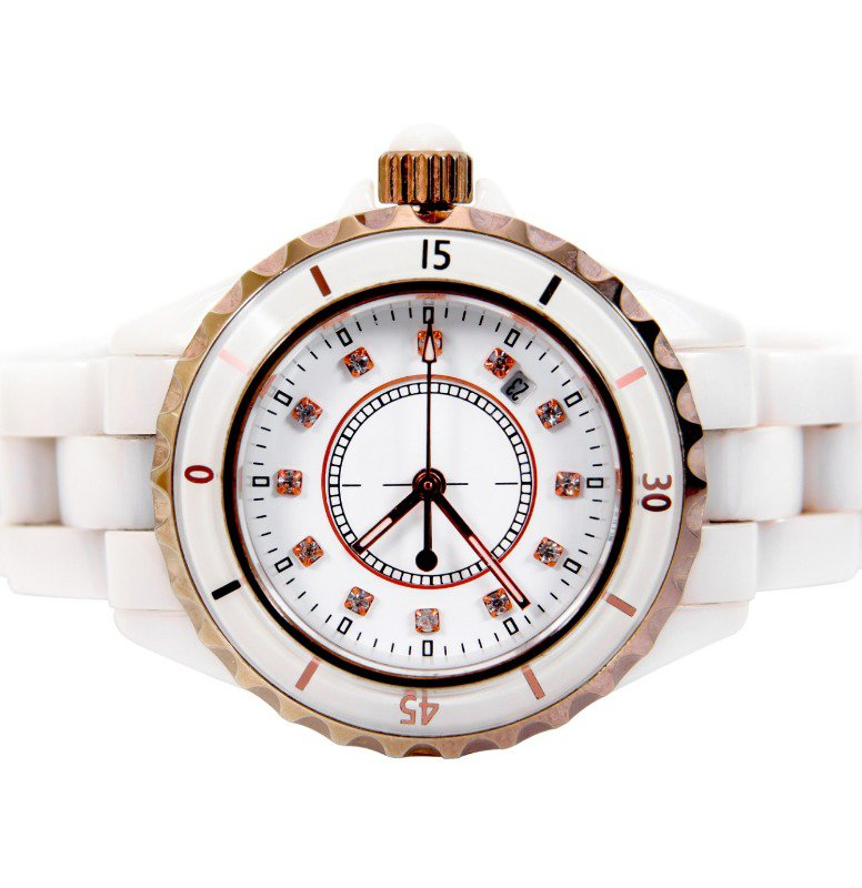 White men's watches are usually on sale too since they are seasonal